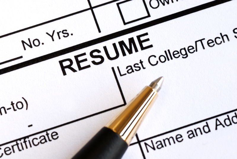 Most Common Resume Writing Mistakes - Careers in GovernmentCareers ...