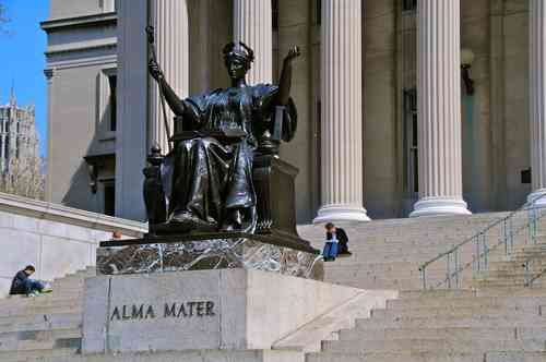 Alma Mater: Your School Recognition & Your Career