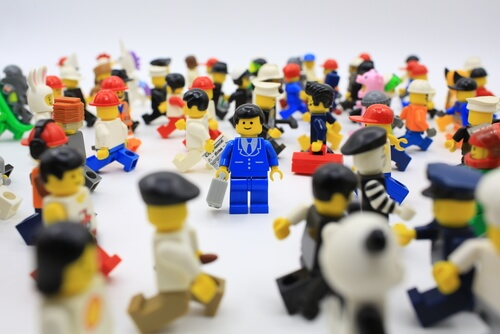 Rekindle Your Career with Legos and a Dream