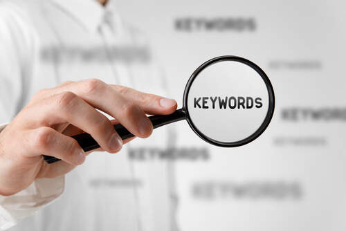 Using Strategic Keywords throughout your Resume