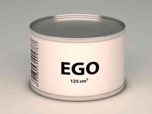 A Serving Leader's Ego