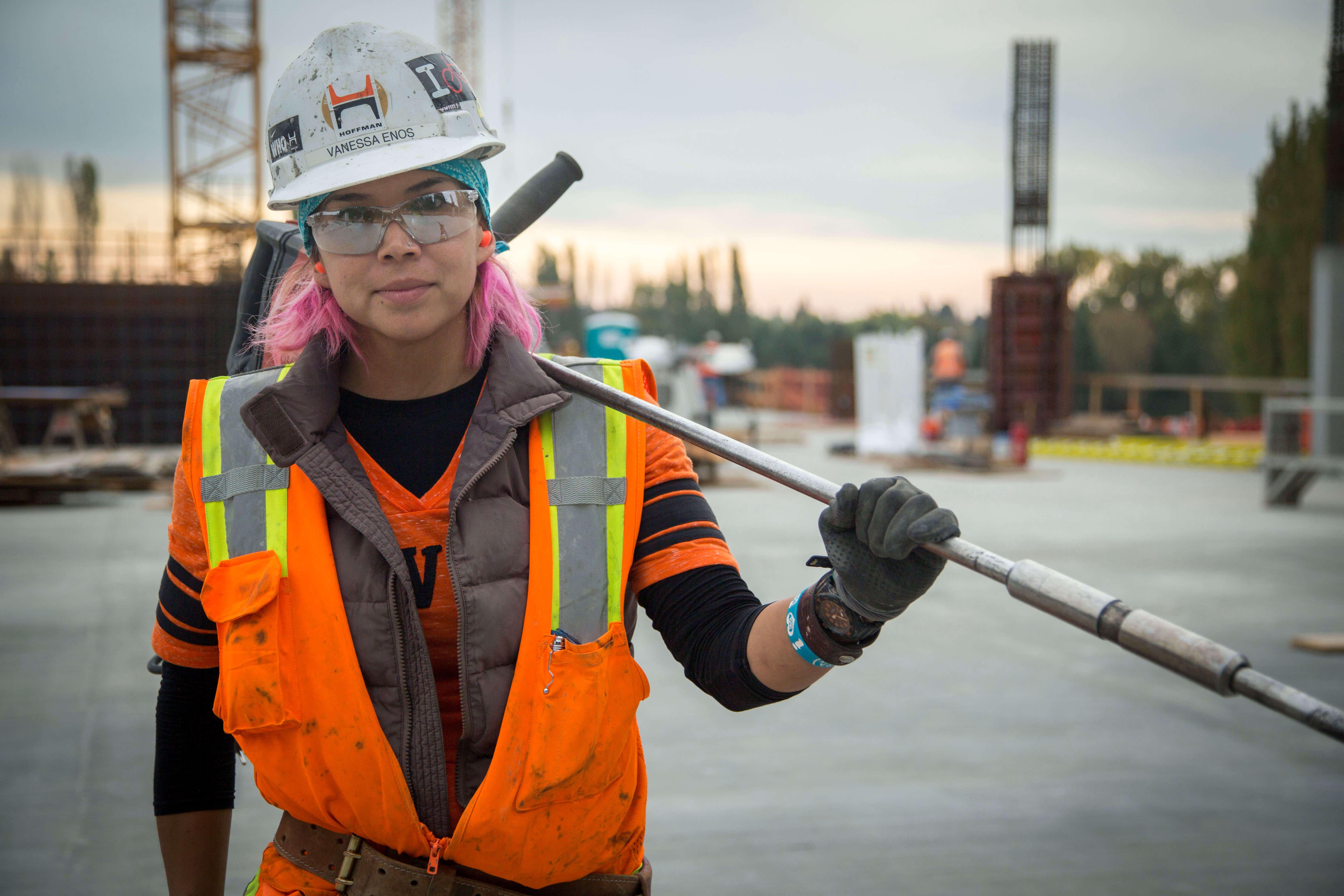 Calling Skilled Tradeswomen: Uncle Sam Wants You