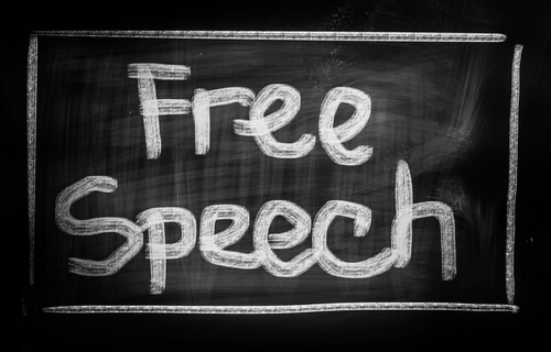 The Price and Cost of Free Speech