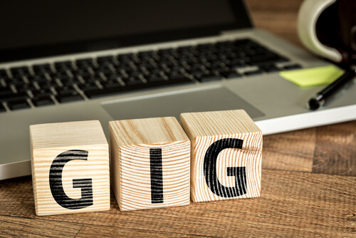 New Opportunities and Challenges with the Gig Economy