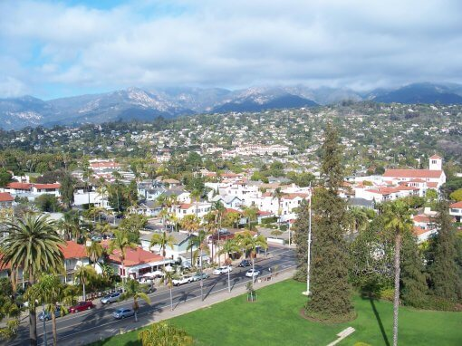 City of Santa Barbara, CA