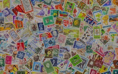 How a Postage Stamp Saved My Life