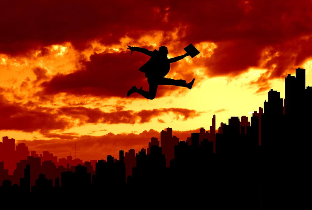 How to Leap from Adversity into a New Job