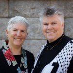 Dr. Jeanie Cockell and Dr. Joan McArthur-Blair