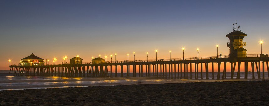 Huntington Beach and the Pursuit of Happiness