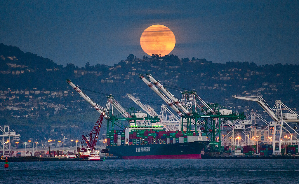 Success Is Underway at the Port of Oakland